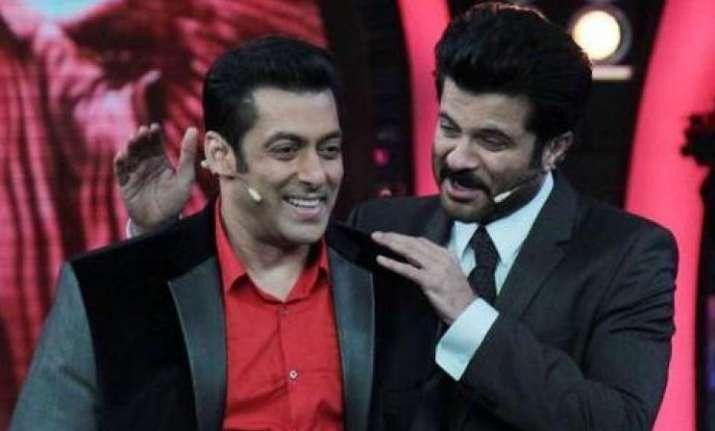 Anil kapoor, Salman Khan- India Tv