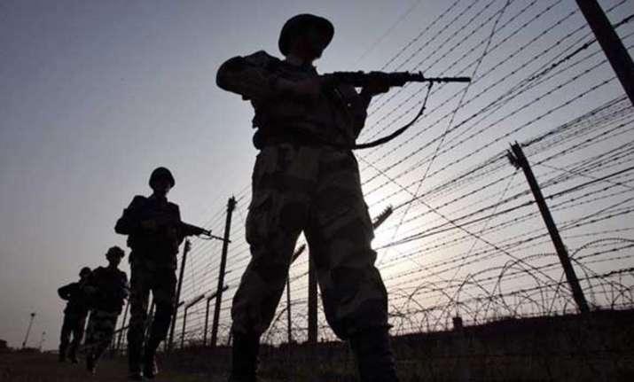 BSF Jawan dead in Pak firing