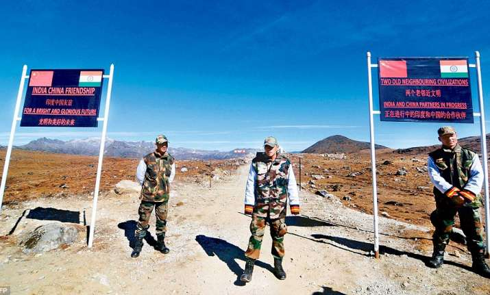 China denies incursion in Ladakh
