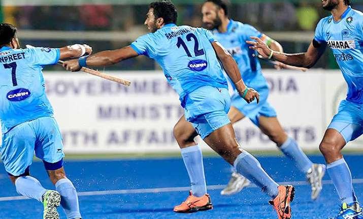 India beat Malaysia 4-1 in hockey