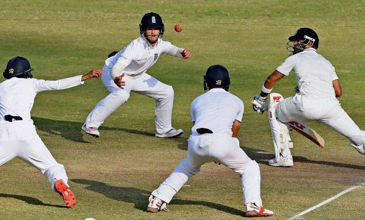 Still from 5th Day of Ind vs Eng first Test