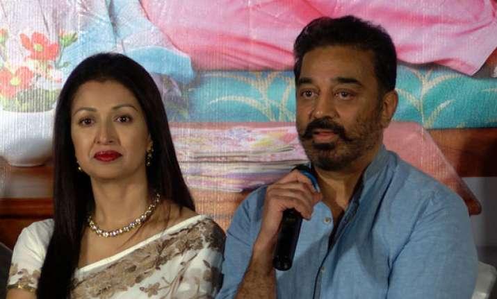 My feelings are of no importance: Kamal Haasan on his split
