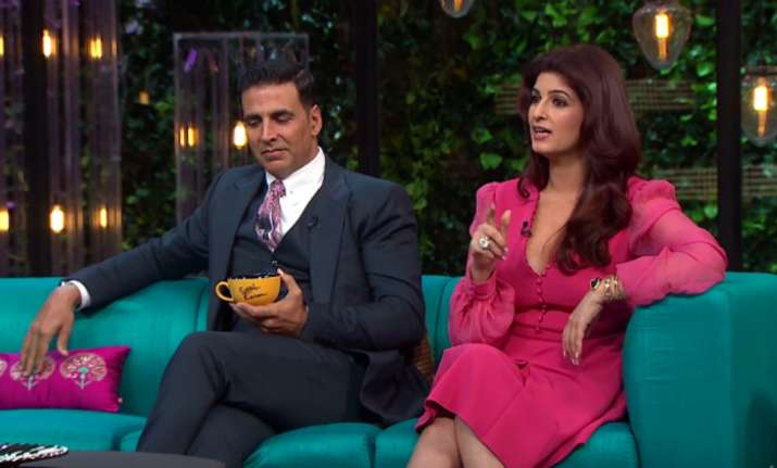 Six revelations by Twinkle Khanna in her debut appearance