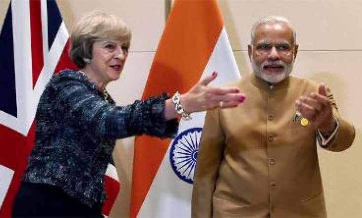 UK offers easier visa regime to Indian businessmen