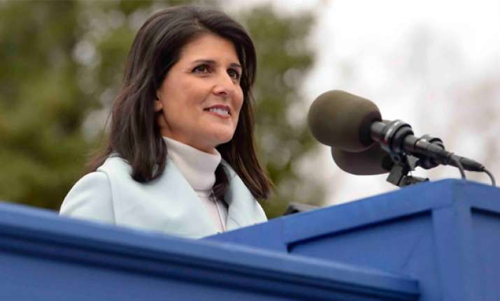 Nikki Haley elected Vice Chair of Republican Governors