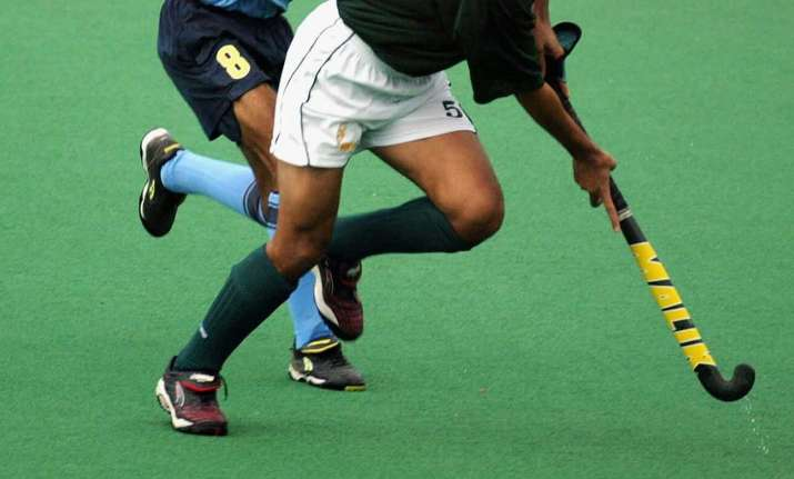 India-Pakistan Hockey team
