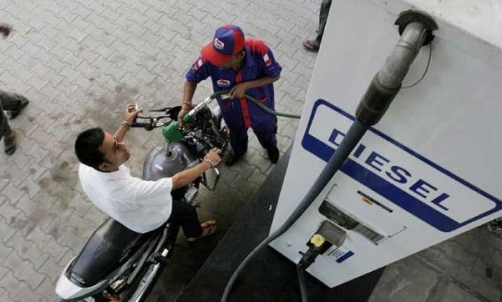 Petrol and diesel prices slashed