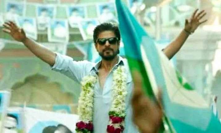 SRK's 'Raees'