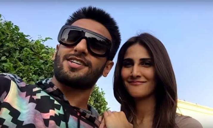 Ranveer Singh, Vaani kapoor- India Tv