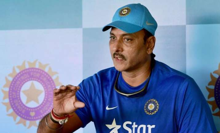 File Photo of Ravi Shastri