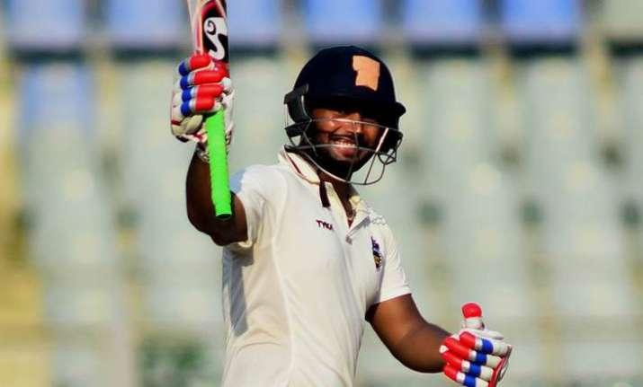 Rishabh Pant hits fastest Ranjhi hundred