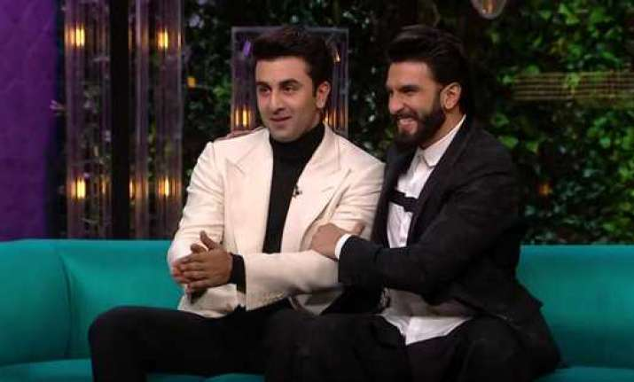 We share a great camaraderie: Ranveer Singh on his