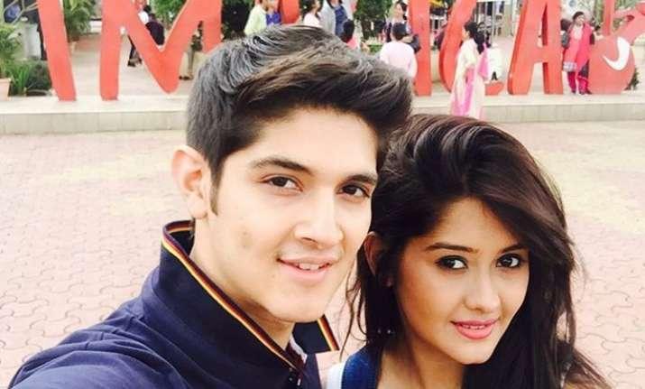 Rohan Mehra, Kanchi Singh- India Tv