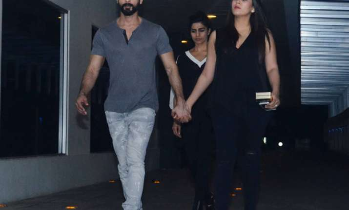 Shahid Kapoor is a 'perfect' husband to Mira Rajput and