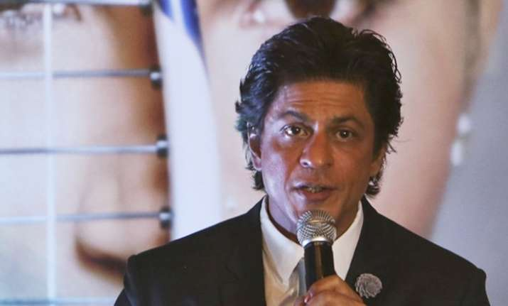 Shah Rukh Khan's 51st birthday bash is one-of-a-kind