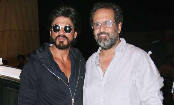 Anand L. Rai reveals why he chose Shah Rukh Khan for his