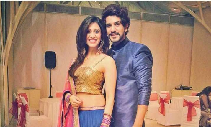 Kishwer Merchant and Suyyash Rai getting hitched on