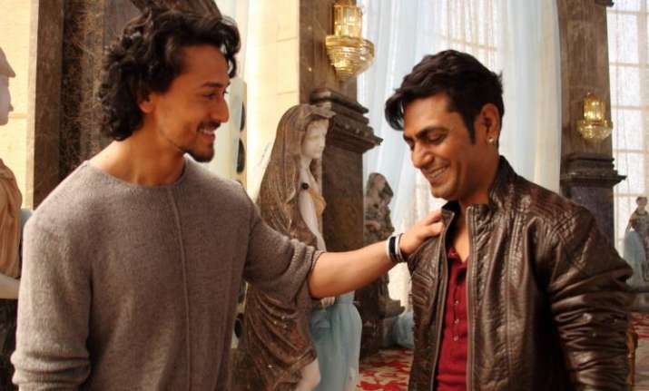 Tiger Shroff, Nawazuddin Siddhiqui- India Tv