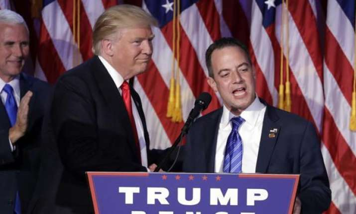 Meet Trump's chief of staff Reince Priebus