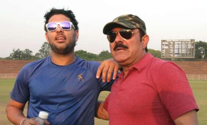 Yuvraj Singh's father Yograj