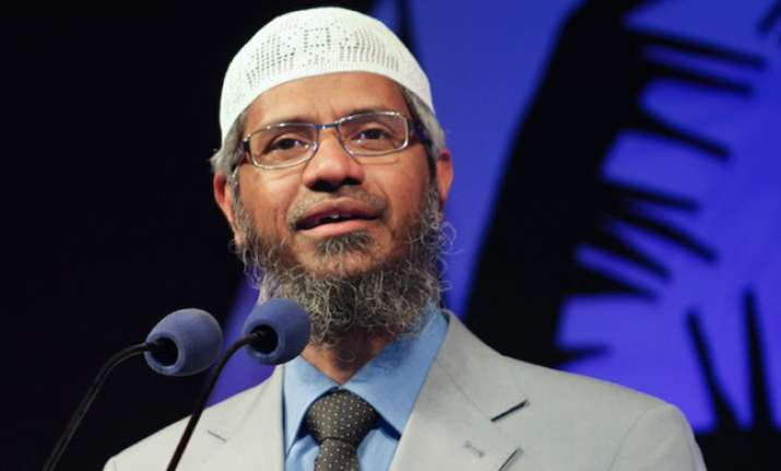 Zakir Naik's NGO barred from receiving foreign funds