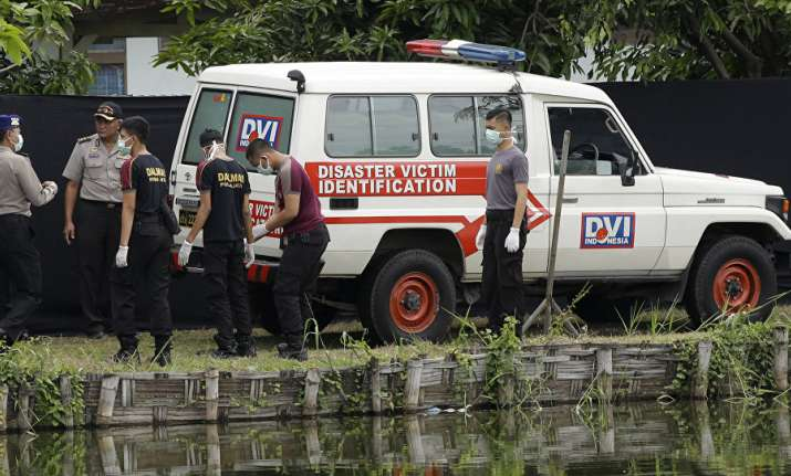 13 feared dead in Indonesian police plane crash