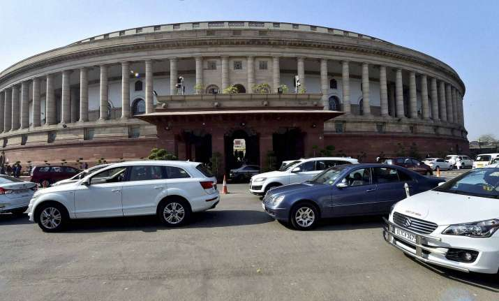 Parliament sees nearly no business this winter session