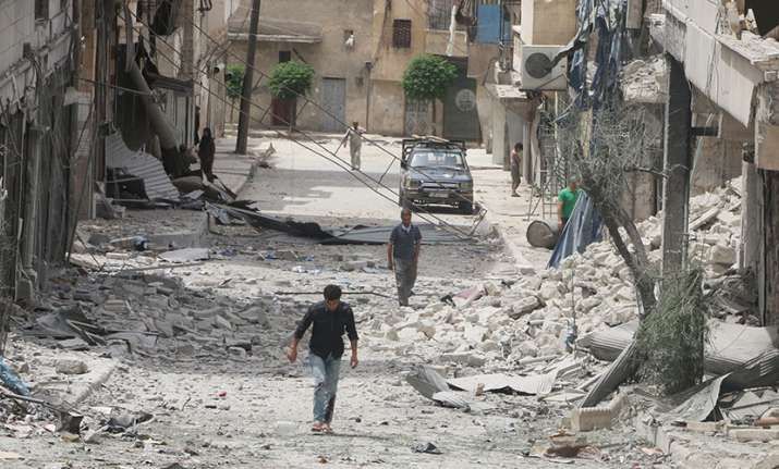Aleppo ceasefire back on track, evacuations to begin on