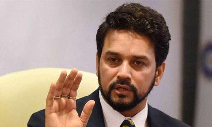 Anurag Thakur faces perjury charges