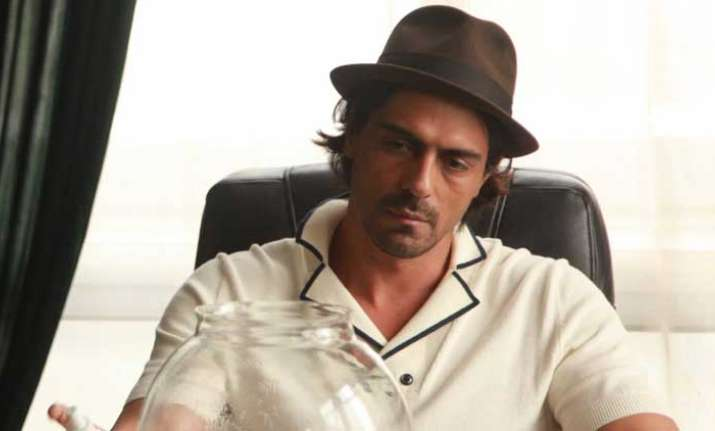 Arjun Rampal reveals the reason for doing 'Daddy'