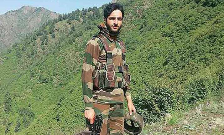 BJP sees red over J&K govt's Rs 4 lakh dole for Burhan