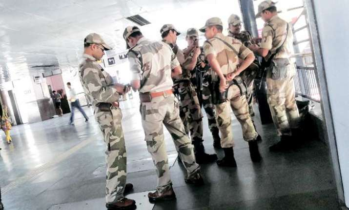 Centre sanctions 37,000 more troops to CISF to boost