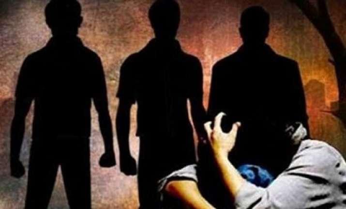 Gangrape accused plays video of minor victim's statement
