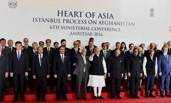 Heart of Asia summit seeks dismantling of Pak-based terror