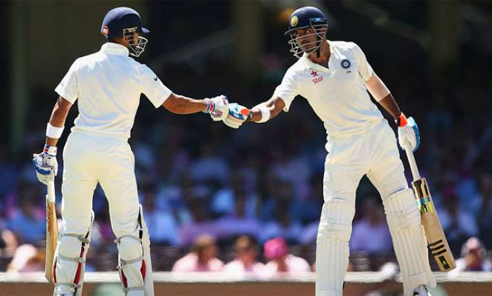 India reply with 60/0 to England's impressive 477 on Day 2