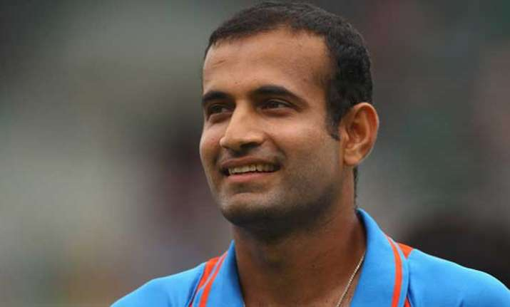 Irfan Pathan becomes proud father