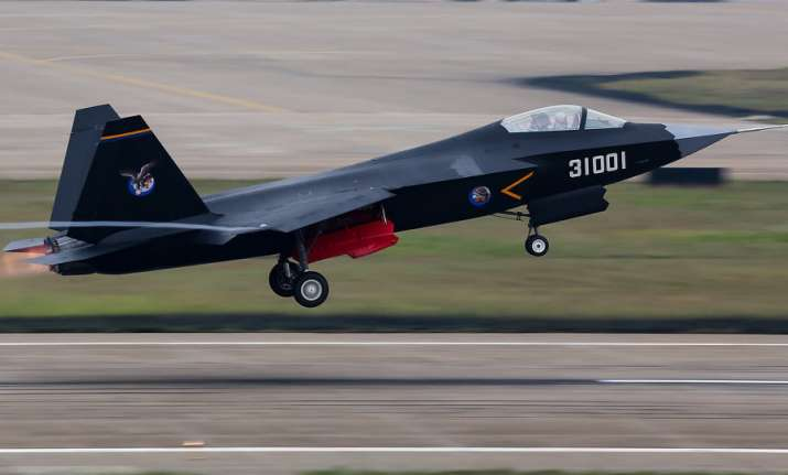 China tests new FC-31
