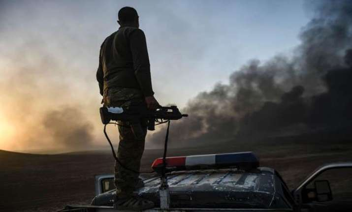 Iraqi forces resume fight against Islamic State in Mosul