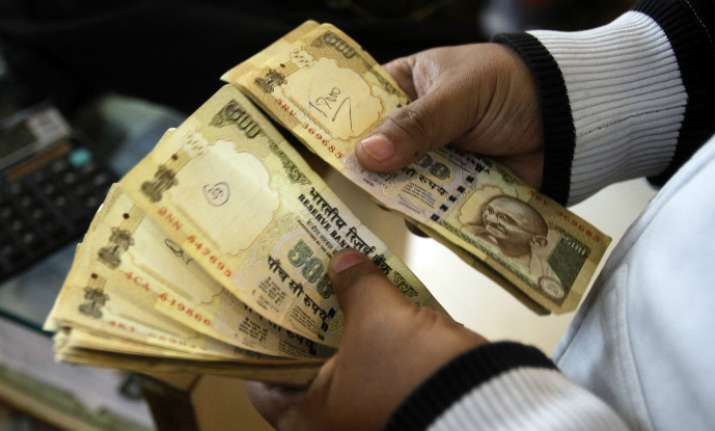 Businessman held for depositing over Rs 98 crore