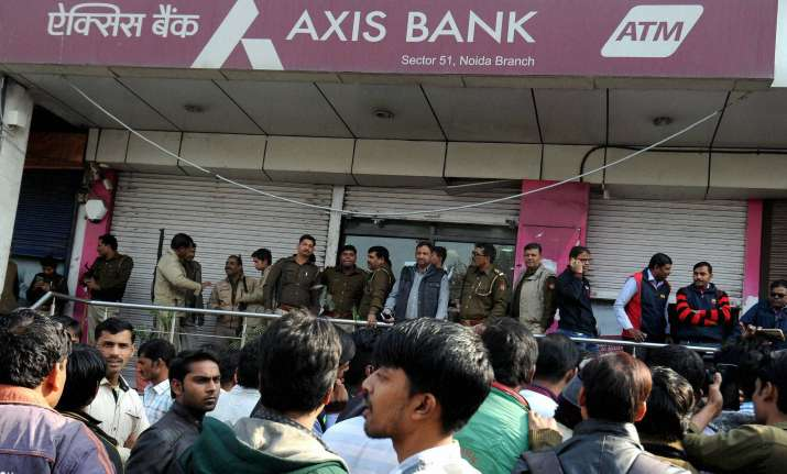 NCR branches of Axis Bank under IT scanner