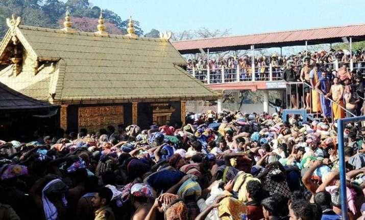 Stampede at Sabarimala Temple injures 25 pilgrims