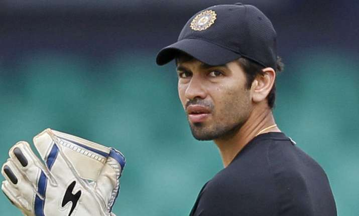 'There is no competition with Parthiv Patel', says