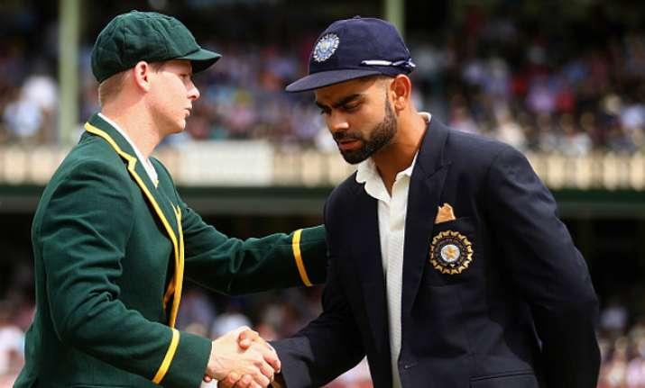 Steve Smith wants Aussies to test Kohli's patience on