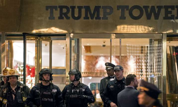 Trump Tower evacuated over suspicious bag of toys