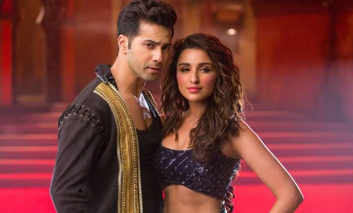 Varun's take on Parineeti's being in 'love-hate