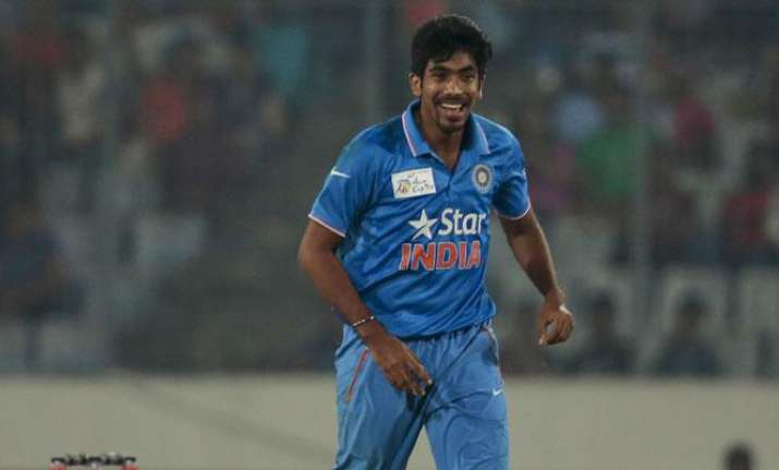 past performance in death overs gave me confidence: Jasprit