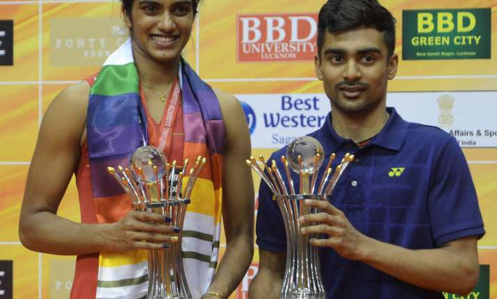 Syed Modi Grand Prix Gold: P V Sindhu, Sameer win titles