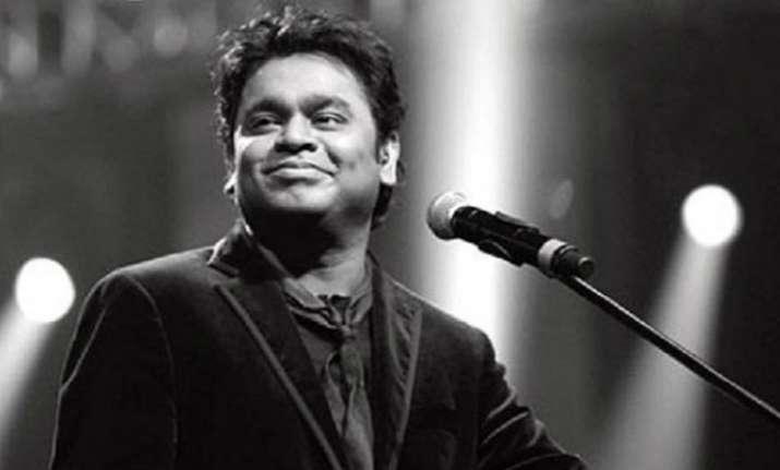 AR Rahman- India Tv