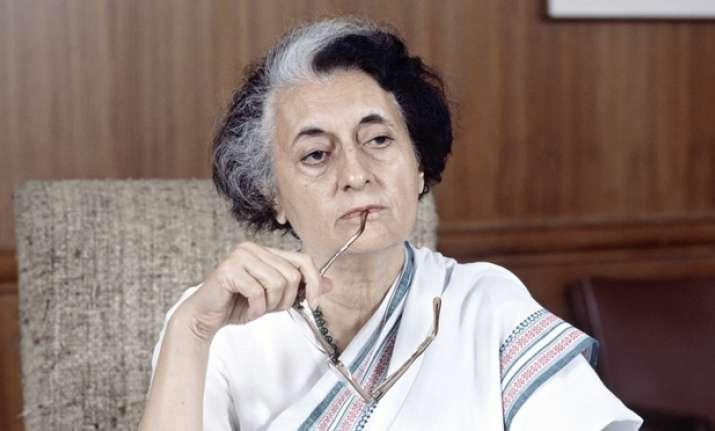 Indira Gandhi had tried to persuade then Pakistan President