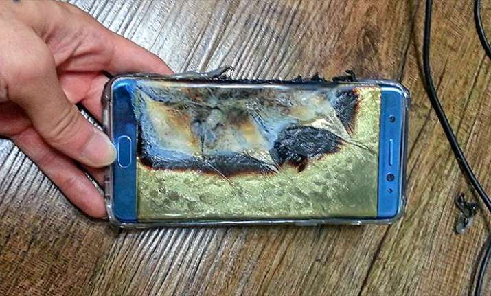 Faulty battery was the cause of Galaxy Note 7 fires,